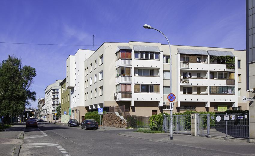 Jagiellonska 4 pokoje budynek