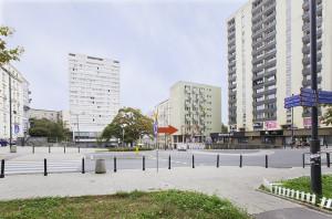 Mieszkanie Śródmieście Tamka Budynek