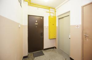Mieszkanie Śródmieście Tamka Korytarz