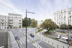 Mieszkanie Śródmieście Tamka Widok