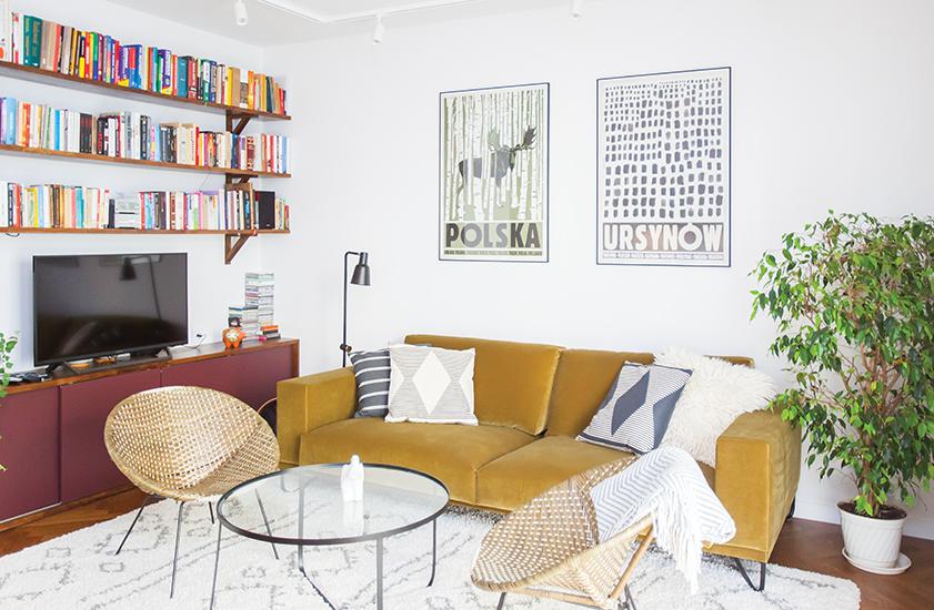 Apartament Ursynów Dembego